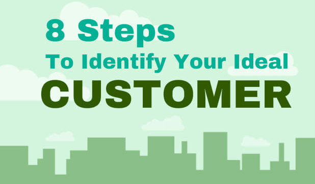 INFOGRAPHICS: 8 Steps To Identify Your Ideal Customer